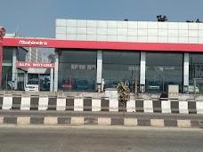 Alfa Motors Mahindra Showroom jamshedpur