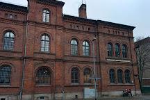 Gedenkstaette Moritzplatz Magdeburg fuer die Opfer Politischer Gewalt, Magdeburg, Germany