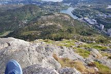 Lyderhorn, Bergen, Norway
