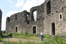 Nevytsky Castle, Nevytske, Ukraine
