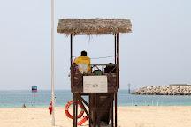 Marina Beach, Dubai, United Arab Emirates