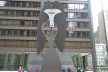 Picasso Statue, Chicago, United States