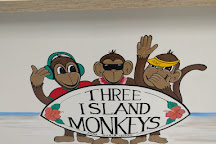 Three Island Monkeys, Anna Maria Island, United States