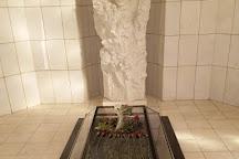 Mausoleum of Huseyn Javid, Nakhchivan, Azerbaijan