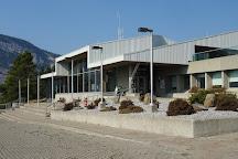 Frank Slide Interpretive Centre, Crowsnest Pass, Canada