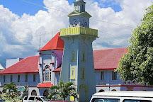Apia Town Clock Tower, Apia, Samoa
