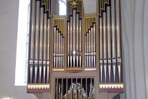 Vaxjo Cathedral, Vaxjo, Sweden