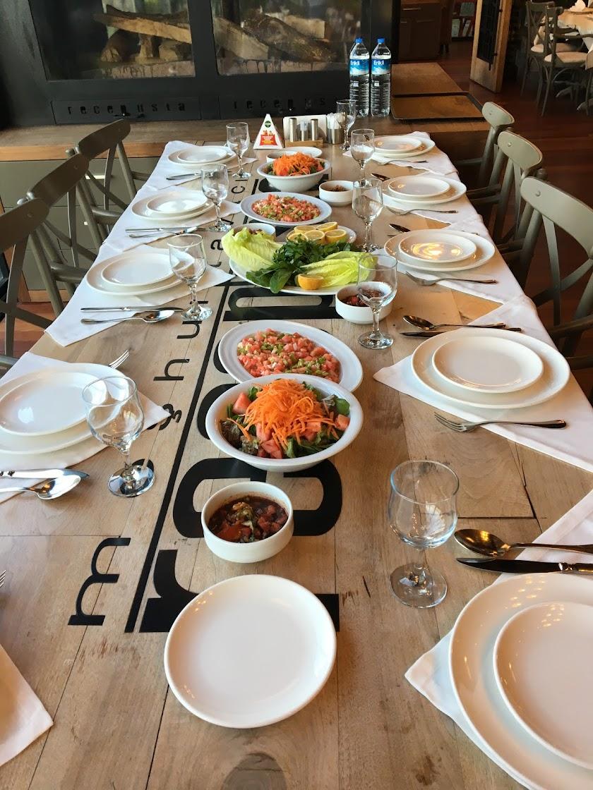Meşhur Tavacı Recep Usta Ankara Parkvadi Restauran Resim 2