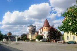 Станция  Angermuende