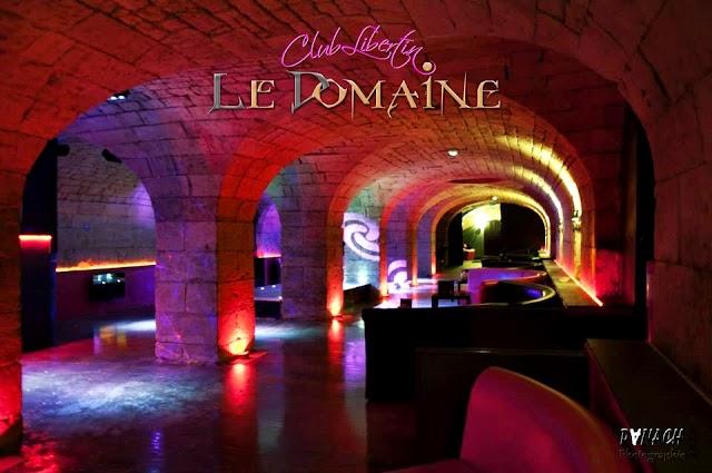 Le Domaine Club Libertin