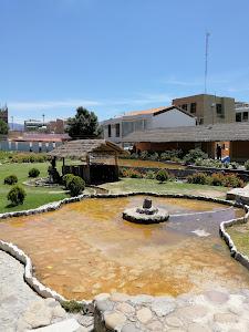 Complejo Turistico Baños Del Inca 1