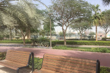 Al Barsha Pond Park, Dubai, United Arab Emirates