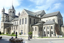 Collegiate Church of Saint Gertrude, Nivelles, Belgium