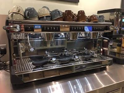 Barista Coffee Bar