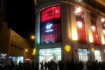 Virgin Megastore, Paris, France
