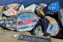 V-Wall, Nambucca Heads, Australia