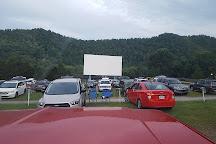 Twin City Drive-In Theatre, Bristol, United States