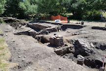 Silchester Roman City Walls and Amphitheatre, Reading, United Kingdom
