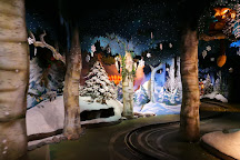 SantaPark - the Home Cavern of Santa Claus, Rovaniemi, Finland