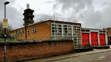 Poplar Fire Station