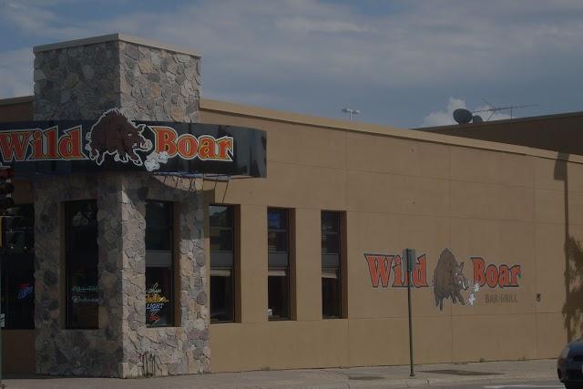 Wild Boar Bar & Grill