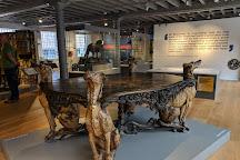 Coalbrookdale Museum of Iron, Coalbrookdale, United Kingdom