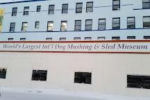 Bouchard's International Dog Mushing and Sled Museum, Fairbanks, United States