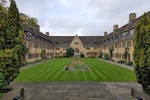 Nuffield College, Oxford, United Kingdom