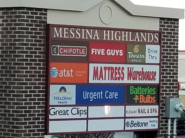 Messina Highlands