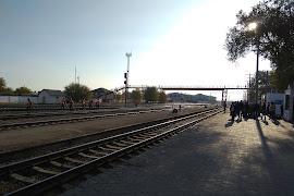 Железнодорожная станция  Shalkar