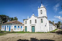 Church of Our Lady of Remedies, Paraty, Brazil