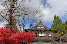 Ryusen-in Temple, Koya-cho, Japan