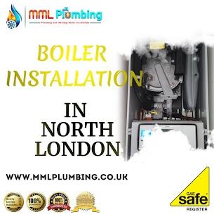 boiler installation in North London