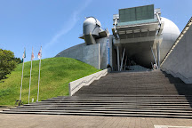 The Saga Prefectural Space & Science Museum, Takeo, Japan
