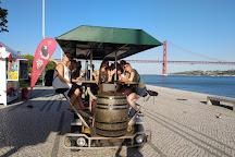 Bike Bar Tours, Lisbon, Portugal