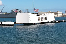 USS Oklahoma Memorial, Honolulu, United States