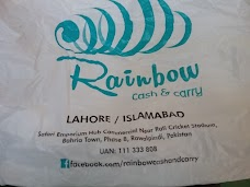 Rainbow Cash And Carry Bahria Town Hub Commercial Safari Enporium Phase 8 rawalpindi