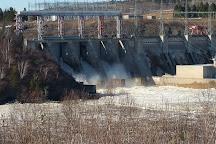 Mactaquac Dam, Fredericton, Canada