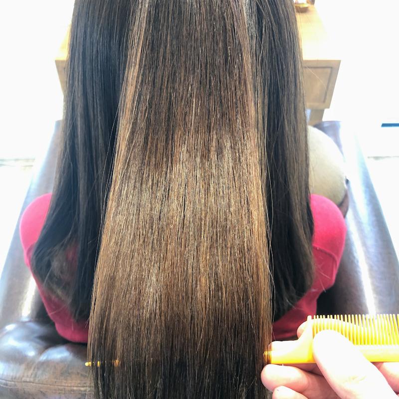 【福岡市西区周船寺HairMakeCocoro(ヘアーメイクココロ)美容室】
