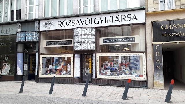 Rózsavölgyi Music Store