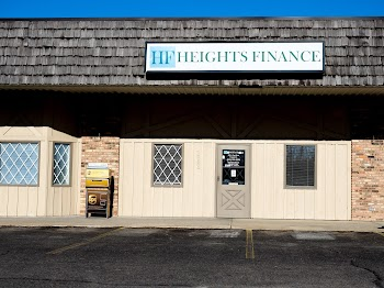 Heights Finance Corporation Payday Loans Picture