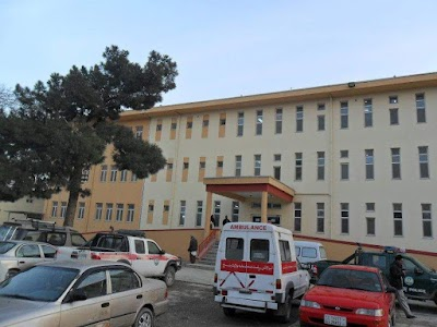 Mazare Sharif Regional Hospital