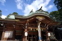 Oasahiko Shrine, Naruto, Japan