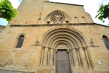 Iglesia de San Pedro, Olite, Spain
