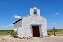 Calera Chapel, Toyahvale, United States