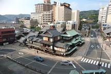 Dogo Onsen Main Building, Matsuyama, Japan