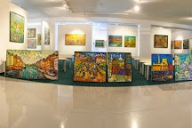 Parshin Art Gallery, Stavropol, Russia