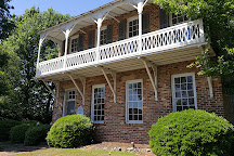 The old tavern museum, Tuscaloosa, United States