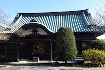 Joyoji Temple, Nagareyama, Japan