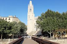 Collegiate Church of Saint Feliu, Girona, Spain